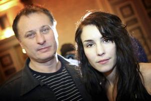 FILMDUO. Micke Nyqvist och Noomi Rapace.