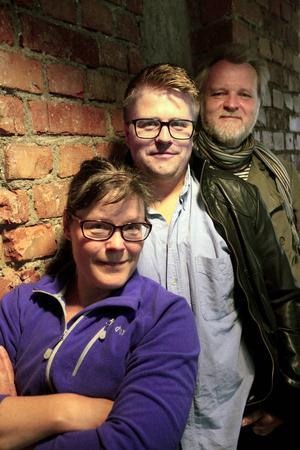 Kiki Korths-Aspegren, Martin Johansson och Anders Hedén ska borra i Facebboks påverkan på oss aklla och våra relationer. I höst