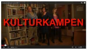 Imiterad dokusåpa. Se Umeåkonstnären Magdalena Nordins webb-tv-serie på www.magdalenanordin.se. Apropå en aktuell Gävleutställning.