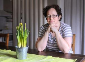 Ulrika Andén är arg och ledsen efter ett besök på Resursenheten.