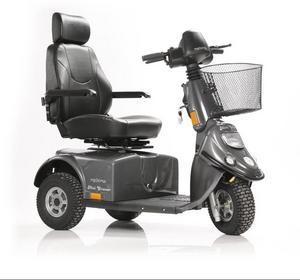 Mini Crosser M1 finns också på marknaden som förflyttningshjälpmedel. Foto: Mini Crosser
