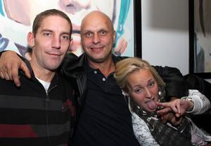 Bill & Bob. Storchen, Jocke och Agnes