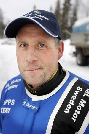 Per-Anders Lindström är tillbaka i Jämtarna. I helgen startar den svenska isracingsäsongen på allvar, med elitseriepremiär i Lungre, utanför Östersund.Arkivbild: Johan Axelsson