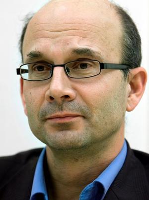Mats Brantsberg, tidigare chef för Örebro kommunfastigheter, numera säkerhetsansvarig i Örebro kommun.