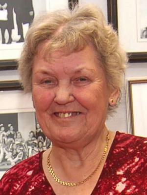 Astrid Dahlgren.