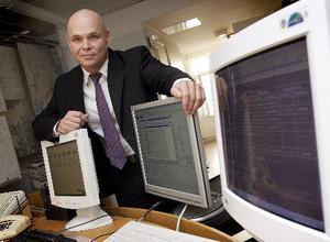 Ulf Borbos, ny VD på Movexum (arkivbild)