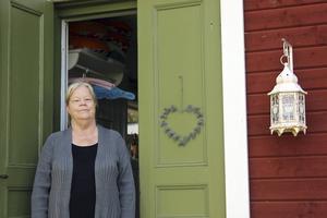 Eva och hennes sambo har ägt Rosentorpet i nio år.