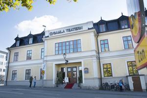 Gamla teatern i Östersund stod klart 1884. Foto: Victor Holm