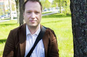 Paul Loader har anlitats av Krokoms kommun för att ta fram en vision om hur Ås ska se ut i framtiden.