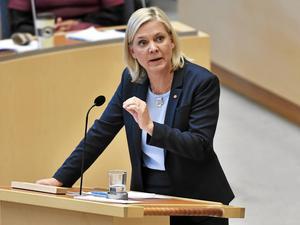 Finansminister Magdalena Andersson (S) har lagt en urstark budget som ger mer till dem som behöver det mest.