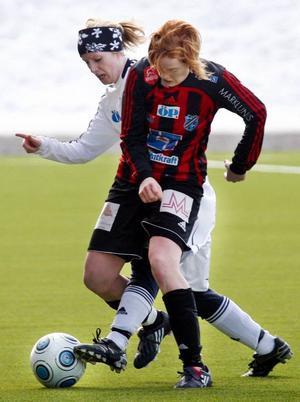 ÖDFF:s Martina Sandström gjorde fyra mål i Domarcupen totalt och avgjorde även finalen mot Frösön i 31:a minuten. Helt i sin ordning, då hon var  planens bästa spelare.