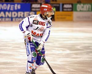 Fredrik Johansson lämnade IFK Kungälv för Frillesås efter förra säsongen.