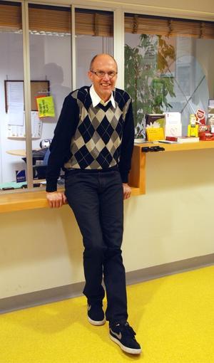 Hedemora vårdcentrals nytilltädde verksamhetschef Krister Wahlén har jobbat inom landstinget sedan 80-talet. Senast som verksamhetschef på Tisken och Norslunds vårdcentraler i Falun.