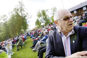 Lasse Östman var med i arrangörsgruppen när Lit é kul startade 1980. Självklart ville han vara med nu när det var jubileumsdags.