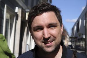 Magnus Johansson är ordförande för Socialdemokraterna i Västerås.