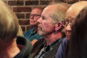 Lars-Erik Persson är vallägare i Harsa sedan 1974 och är kritisk till vindkraftsplanerna.