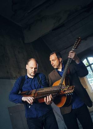 Esbjörn Hazelius och Johan Hedin gästar fjällstationen den 6 september.