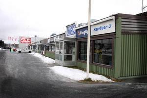 MRC i Lillänge utsattes i helgen för ett försök till inbrott. Många fler butiker har varit drabbade.