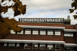 Torsbergsgymnasiet i Bollnäs. Fotograf: Johan Bodell