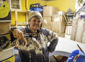 Just nu jobbar Astrid Dahlgren hårt med välgörenhetsarbete.