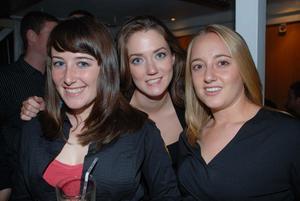 Pluto. Sarah, Karen och Brenda