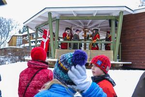 Den historiska vandringen var lika mycket i Tröndelagen som i Jämtland. Vid belägringen av Trondheim under hösten 1718 var karolinerna lika utsvultna som de norska soldaterna. Och Gustav Nylén och övriga som följde med karolinerna blev tillfrågade om de hade någon mat.