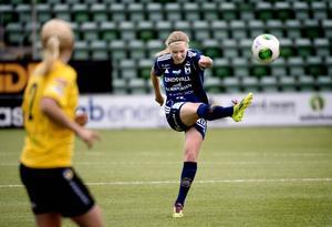 Ellen Löfqvist – nyckelspelare i SDFF.