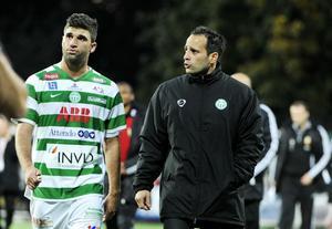 Båda kan lämna. Mattias Mete uppges scoutas av NEC Nijmegen i Holland – och Erik Acar har inte diskuterat någon förlängning trots att bara fyra omgångar återstår.
