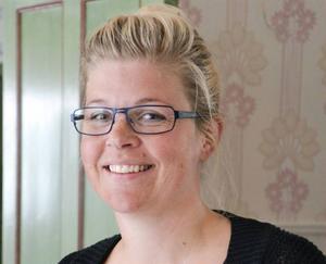 Therese Zetterman, 39, kommunalrådskandidat i Bergs kommun.
