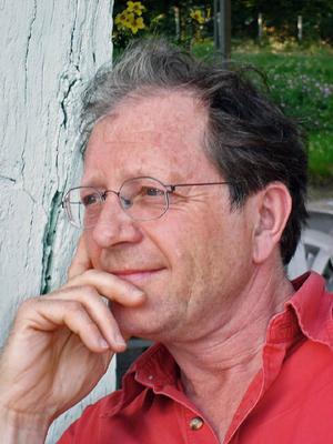 På torsdag kväll berättar Peter Mosskin på länsbiblioteket om sin nya bok som enbart ges ut som e-bok och som handlar om klimathotet och vad som skulle kunna vara verklighet om bara ett par decennier.