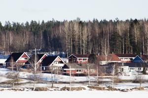 Skinnskatteberg – den kommun i Västmanland med minst antal personer som bor i tätorten i förhållande till landsbygden.