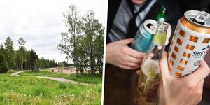 Studentveckan inleddes med en stor fest bland annat här i Tingsnäs men också i Gödslan.