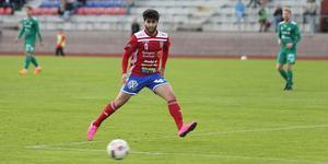Shakew Hussein gjorde 16 mål för BKV