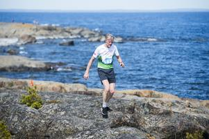 Ante Carlsson sprang 10 kilometer.