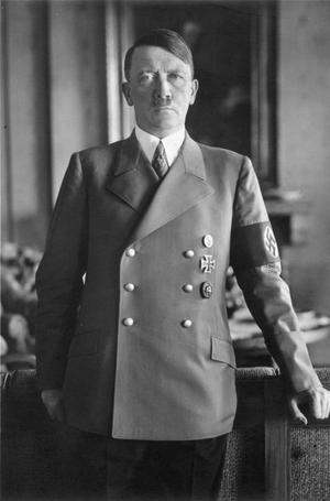 Emil Cioran var en beundrade av Adolf Hitler. Foto: Okänd