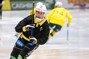Allsvensk skyttekung de tre senaste säsongerna – men siktar Jonas Pettersson mot nya mål i Broberg.
