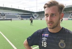 Nisse Nilsson.