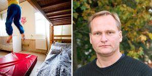 Thommy Ukkonen, ordförande för Barn– och utbildningsutskottet i Norberg beslutade att kommunen även i fortsättningen ska erbjuda barnomsorg kvällstid.