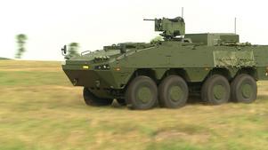Ett av Avestas nya företag ska tillverka prototyper och testfordon bland annat inom området militärfordon.Foto: Erland Vinberg