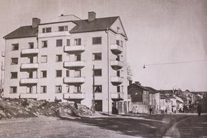 Stora gatan på 1930-talets slut?
