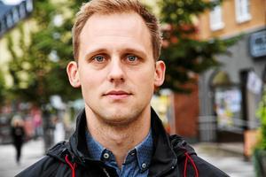 Max Rupla jobbade under den stora branden i Västmanland 2014 på Västmanlands länsstyrelse. Nu jobbar han som säkerhetssamordnare på Avesta kommun.