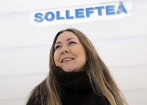 Lina Melander kommer inte att fortsätta som Nipyregeneral. Foto: Jonny Dahlgren/Arkiv