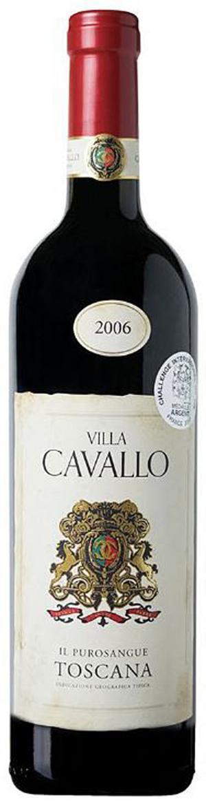 Villa Cavallo 2006.