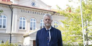 Tommy Jansson, säkerhetschef på Sala kommun, är bekymrad över den konflikt som råder mellan elever på Salas högstadieskolor och han kallade till krismöte direkt efter skolbråket på Ekeby.