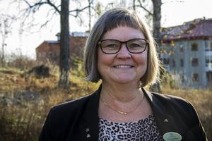 Åsa Äng Eriksson (M), förbundsordförande.