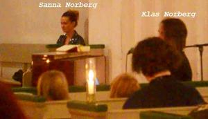 Alla hade nog väntat sig att få höra Klas version av O Helga Natt och naturligt vis fick vi höra den: https://www.facebook.com/ullanger/videos/563939860819173/?t=6