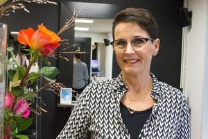 I 50 år har Inga-Lill Wester varit verksam som frisör i Falun.