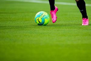 Fotbolls - VM innebär mycket spel även utanför planen. Foto: Vegard Wivestad Grøtt