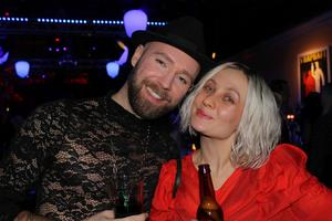Shaum Walls och Helena Aavikko. Foto: Py Tenor