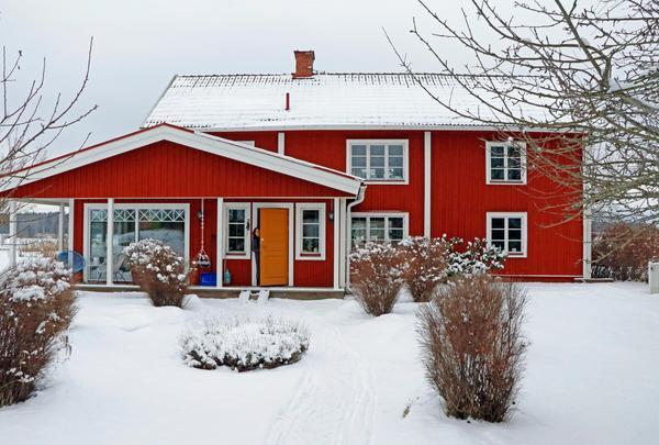 Backagården är gammal och flyttades till dagens plats 1929.